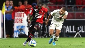 Sem Neymar, mas com Mbappé e Cavani, PSG é surpreendido e perde para o Rennes