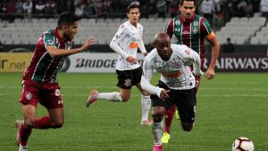 Fluminense leva jogo contra Corinthians pelo Brasileirão para Brasília