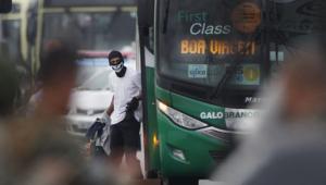 RJ: Polícia investiga se sequestrador de ônibus queria 'suicídio pela polícia'