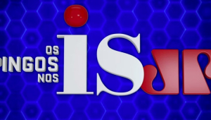 Os Pingos Nos Is - 18/09/2019