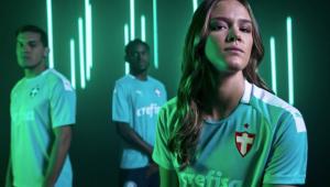 Palmeiras lança terceira camisa em homenagem aos 105 anos do clube; confira
