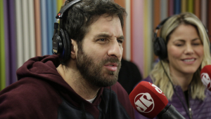 Rafinha Bastos esclarece polêmica com Nando Moura