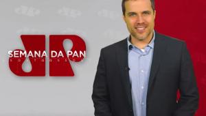 SEMANA DA PAN – Lava Toga, filhos de Bolsonaro e marido de Glenn