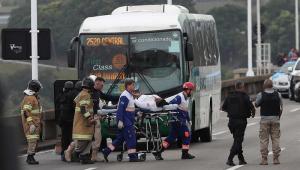Entenda como foi o sequestro em ônibus na ponte Rio-Niterói
