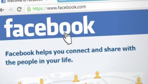 site, facebook, plataforma