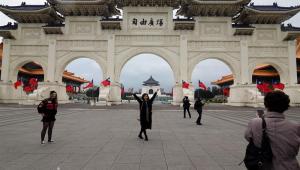 China suspende turismo individual para o Taiwan