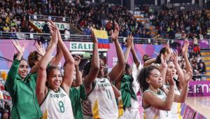 Seleção feminina de basquete bate os EUA e leva o ouro no Pan após 28 anos