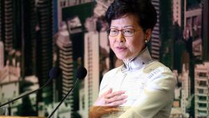 Chefe do executivo de Hong Kong anuncia que vai iniciar diálogo na próxima semana