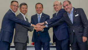 Viagem de Doria ao Japão trará 'muitos resultados a curto prazo', diz secretário