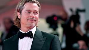 Brad Pitt diz que ideia de masculinidade é 'prisão' que impede homens de se abrirem