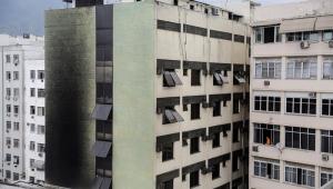 Morre 20ª vítima do incêndio no Hospital Badim no RJ