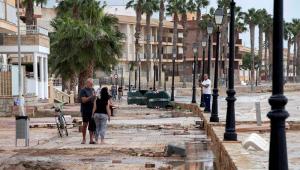 Tempestades deixam seis mortos na Espanha