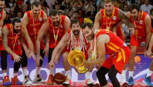 Espanha dá aula de basquete e conquista o Mundial pela segunda vez