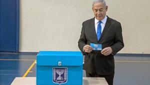 Eleições em Israel: Boca de urna aponta empate técnico entre Netanyahu e Gantz