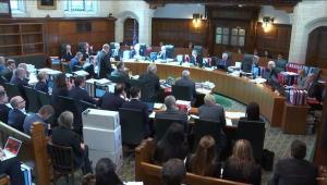 Julgamento de suspensão do parlamento britânico entra no segundo dia