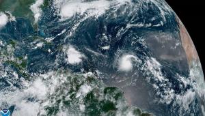 Bermudas emite aviso de furacão Humberto, que deve chegar nesta quarta às ilhas