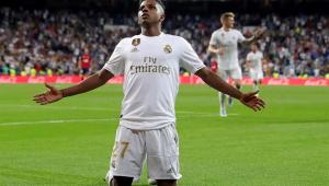 Zidane diz estar 'contente' com Rodrygo, mas pode dividi-lo com 'time B'