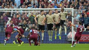 Felipe Anderson dá assistência e West Ham vence o Manchester United
