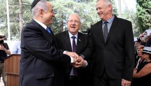 Gantz rejeita proposta de união de Netanyahu e diz que quer ser o primeiro-ministro