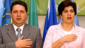 Anthony Garotinho e Rosinha Garotinho