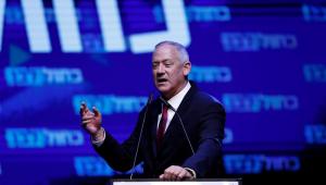 Gantz supera Netanyahu e sai na frente para tentar formar governo