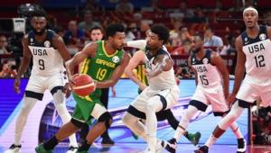 Brasil perde dos EUA, cai no Mundial e jogará Pré-Olímpico por vaga em Tóquio