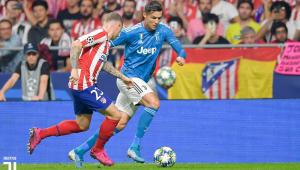 Cristiano Ronaldo é recebido aos gritos de 'estuprador' por torcida do Atlético de Madrid