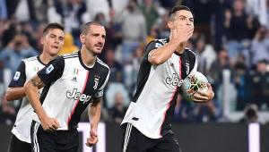 Gol de Cristiano Ronaldo faz Juventus virar sobre o Verona e seguir invicta