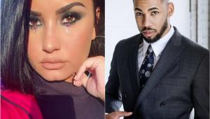 Depois de passar cantada na web, Demi Lovato está saindo com participante de reality