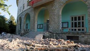 Maior terremoto em 30 anos na Albânia deixou 105 feridos