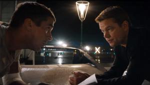 Christian Bale e Matt Damon topam desafio em'Ford vs Ferrari'; veja o trailer