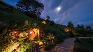 Série de 'O Senhor dos Anéis' será filmada na Nova Zelândia