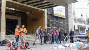 RJ: mais duas vítimas do incêndio no Hospital Badim recebem alta
