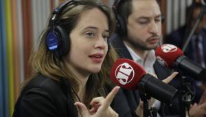 Isa Penna fala sobre projeto de lei contra o feminicídio