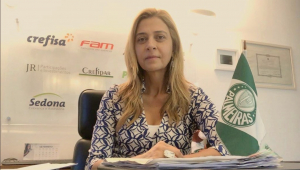 Revelação sobre Leila cai como uma BOMBA no Palmeiras!
