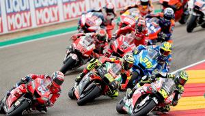 MotoGP: Márquez sobra, vence em Aragón e fica perto do título