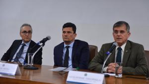Sergio Moro -Programa Academia Nacional de Polícia