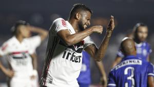 Completo, São Paulo decepciona e apenas empata com o CSA no Morumbi