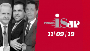 Os Pingos Nos Is - 11/09/2019