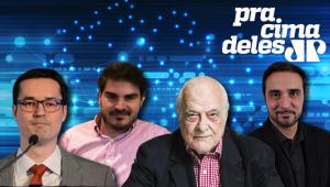 #PraCimaDeles com Deltan Dallagnol, José Roberto Guzzo e Rodrigo Constantino