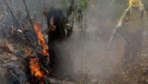 Operação contra incêndio na Amazônia pode ser prorrogada por um mês