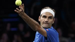 Federer vence Kyrgios e Time Europa mantém vantagem na Laver Cup