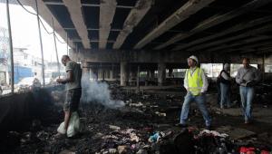 Ocupações embaixo de viadutos são perigosas e lazer pode ser a solução, diz secretário