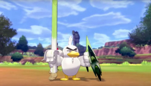Farfetch'd ganha evolução exclusiva para o Pokémon Sword; veja