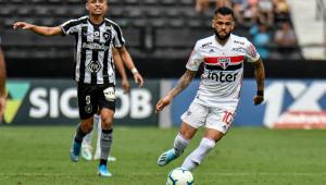 Pablo marca aos 46' do 2º tempo e São Paulo vence Botafogo por 2 a 1