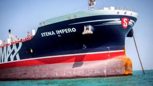 Irã ordena liberação do petroleiro britânico 'Stena Impero', retido desde julho
