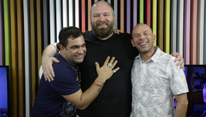 Evandro Santo e Rafael Ilha levantam suspeitas sobre manipulação de resultados em 'A Fazenda'