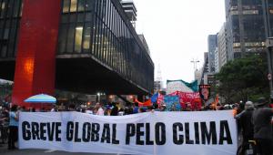 Greve global pelo clima reúne milhões ao redor do mundo