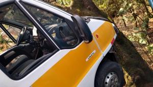 Acidente com van escolar deixa dez crianças feridas no Rio de Janeiro