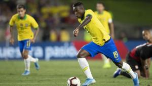 Jardine cogita convocar Vinicius Junior e Renan Lodi para Pré-Olímpico
